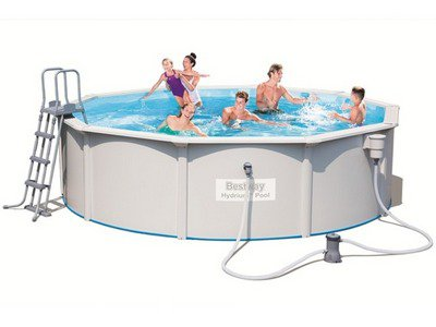 Бассейн стальной Hydrium Pool Set 460х120 см